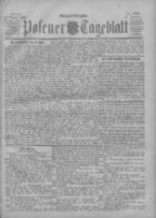 Posener Tageblatt 1901.10.27 Jg.40 Nr505