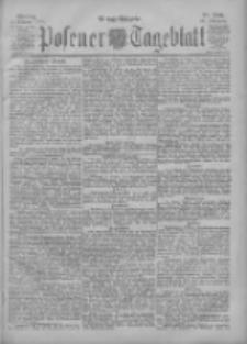 Posener Tageblatt 1901.10.28 Jg.40 Nr506