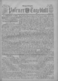 Posener Tageblatt 1901.10.30 Jg.40 Nr509