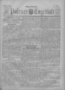 Posener Tageblatt 1901.10.31 Jg.40 Nr511