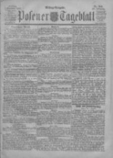 Posener Tageblatt 1901.11.01 Jg.40 Nr514