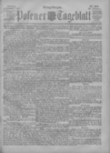 Posener Tageblatt 1901.11.04 Jg.40 Nr518