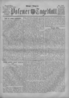 Posener Tageblatt 1898.09.01 Jg.37 Nr407