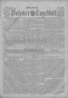 Posener Tageblatt 1898.09.01 Jg.37 Nr408