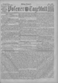 Posener Tageblatt 1898.09.15 Jg.37 Nr433