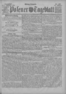 Posener Tageblatt 1898.09.17 Jg.37 Nr437
