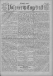 Posener Tageblatt 1898.09.22 Jg.37 Nr445