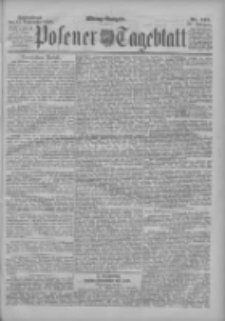 Posener Tageblatt 1898.09.24 Jg.37 Nr449