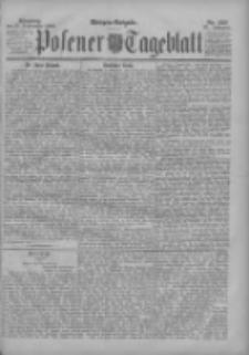 Posener Tageblatt 1898.09.27 Jg.37 Nr452