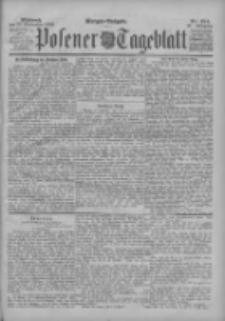 Posener Tageblatt 1898.09.28 Jg.37 Nr454