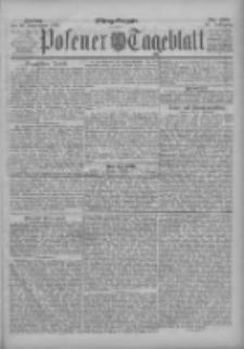 Posener Tageblatt 1898.09.30 Jg.37 Nr459