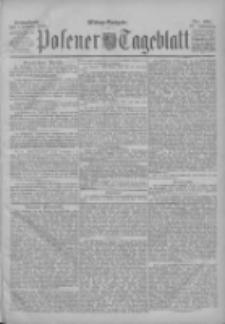 Posener Tageblatt 1898.10.01 Jg.37 Nr461