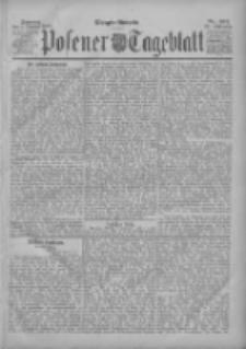 Posener Tageblatt 1898.10.02 Jg.37 Nr462