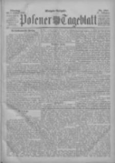 Posener Tageblatt 1898.10.04 Jg.37 Nr464