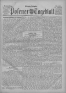 Posener Tageblatt 1898.10.06 Jg.37 Nr468