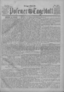 Posener Tageblatt 1898.10.07 Jg.37 Nr470