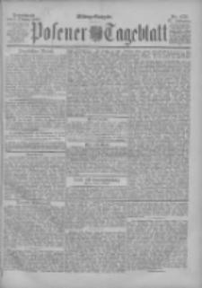 Posener Tageblatt 1898.10.08 Jg.37 Nr473
