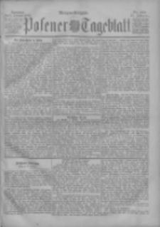 Posener Tageblatt 1898.10.09 Jg.37 Nr474