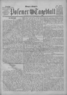Posener Tageblatt 1898.10.14 Jg.37 Nr482