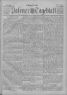 Posener Tageblatt 1898.10.14 Jg.37 Nr483