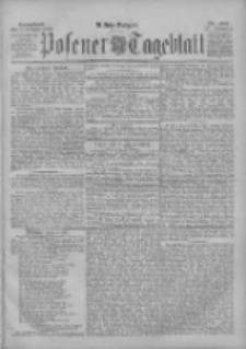 Posener Tageblatt 1898.10.15 Jg.37 Nr485