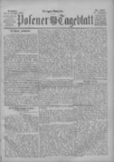 Posener Tageblatt 1898.10.16 Jg.37 Nr486