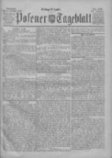 Posener Tageblatt 1898.10.18 Jg.37 Nr489