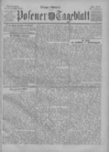 Posener Tageblatt 1898.10.20 Jg.37 Nr492