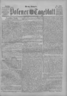 Posener Tageblatt 1898.10.21 Jg.37 Nr495