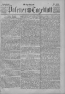 Posener Tageblatt 1898.10.22 Jg.37 Nr497