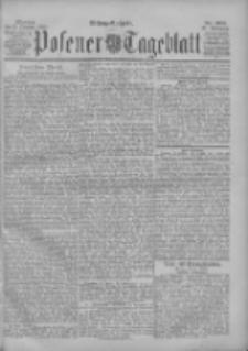 Posener Tageblatt 1898.10.24 Jg.37 Nr499