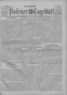 Posener Tageblatt 1898.10.25 Jg.37 Nr500