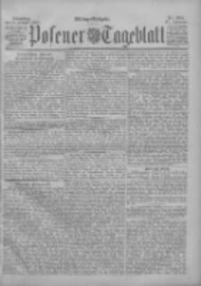 Posener Tageblatt 1898.10.25 Jg.37 Nr501