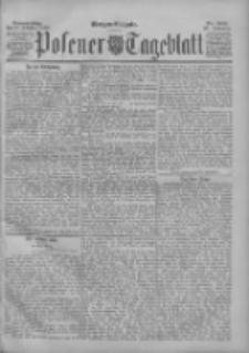 Posener Tageblatt 1898.10.27 Jg.37 Nr504