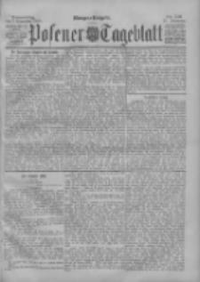 Posener Tageblatt 1898.11.03 Jg.37 Nr516