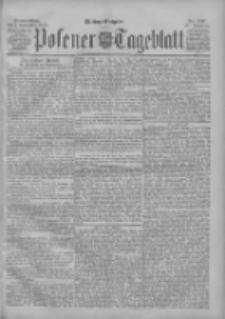 Posener Tageblatt 1898.11.03 Jg.37 Nr517