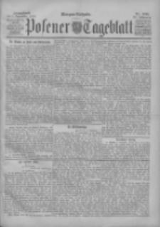 Posener Tageblatt 1898.11.05 Jg.37 Nr520