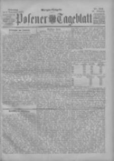 Posener Tageblatt 1898.11.08 Jg.37 Nr524
