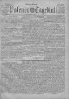 Posener Tageblatt 1898.11.08 Jg.37 Nr525