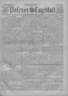 Posener Tageblatt 1898.11.10 Jg.37 Nr528