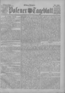 Posener Tageblatt 1898.11.10 Jg.37 Nr529