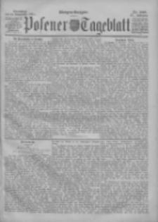 Posener Tageblatt 1898.11.15 Jg.37 Nr536