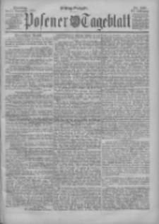 Posener Tageblatt 1898.11.15 Jg.37 Nr537