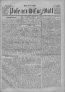 Posener Tageblatt 1898.11.16 Jg.37 Nr538