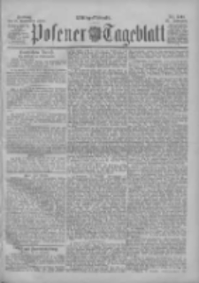 Posener Tageblatt 1898.11.18 Jg.37 Nr541