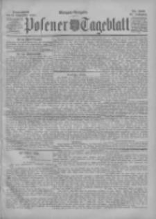 Posener Tageblatt 1898.11.19 Jg.37 Nr542