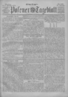 Posener Tageblatt 1898.11.22 Jg.37 Nr547