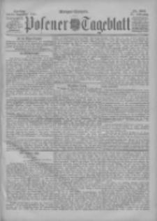 Posener Tageblatt 1898.11.25 Jg.37 Nr552