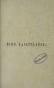 Miód kasztelański: komedya kontuszowa w pięciu aktach prozą
