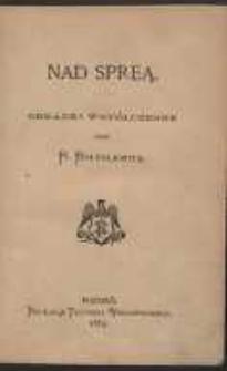 Nad Spreą: obrazki współczesne przez B. Bolesławitę